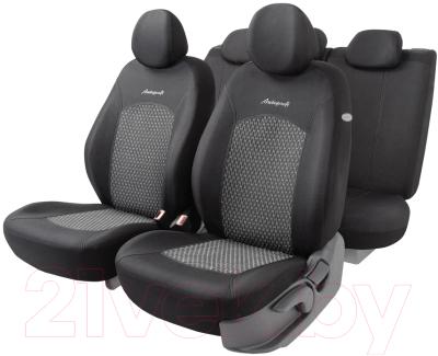 Чехол для сиденья Autoprofi Jacqard JAC-1102 Skynet