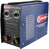 Инвертор сварочный Диолд АСИ-250-02 (30012210) -