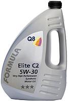Моторное масло Q8 Elite C2 5W30 / 101110201654 (4л) -