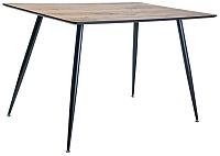 Обеденный стол Signal Remus 120 (орех/черный) -