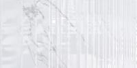 Плитка Axima Орлеан Рельеф (300x600, белый) -