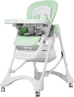 Стульчик для кормления Carrello Caramel CRL-9501/3 (Pale Green) -