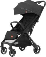 Детская прогулочная коляска Carrello Turbo / CRL-5503 (Deep Black) -