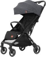 Детская прогулочная коляска Carrello Turbo / CRL-5503 (Moon Grey) -