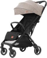 Детская прогулочная коляска Carrello Turbo / CRL-5503 (Warm Beige) -