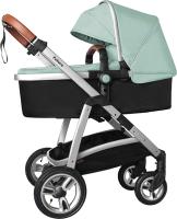 Детская универсальная коляска Baby Tilly Futuro T-165 (Forest Green) -