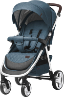 Детская прогулочная коляска Baby Tilly Ultimo T-191 (Olympic Blue) -