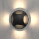 Светильник уличный Elektrostandard MRL LED 1106 (черный) -