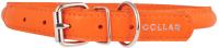 Ошейник Collar Waudog Glamour 22414 (оранжевый) -
