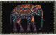 Коврик грязезащитный VORTEX Samba Слон 50x80 / 24219 -