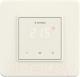 Терморегулятор для теплого пола Terneo S (слоновая кость) -