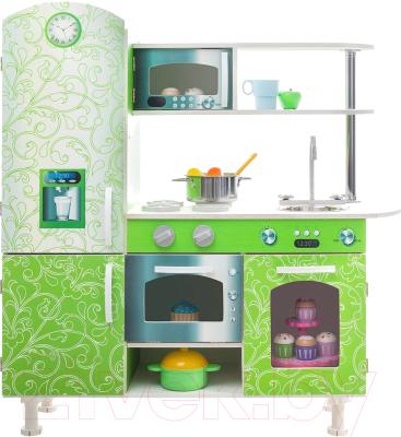 Детская кухня Paremo Джелато Вэрде / PK218-26