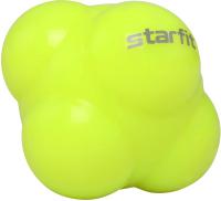 Мяч для тренировки реакции Starfit RB-301 (ярко-зеленый) -