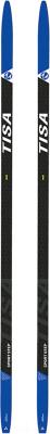 Лыжи беговые Tisa Sport Step Blue / N90920