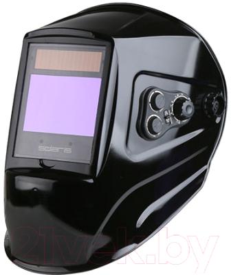 Сварочная маска Solaris ASF800S.BK сварочная маска зубр 11075