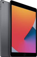 Планшет Apple iPad 10.2 2020 Wi-Fi + Cellular 32GB / MYMH2 (серый космос) -