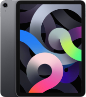 Планшет Apple iPad Air 10.9 Wi-Fi 64GB / MYFM2 (серый космос) -
