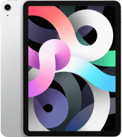 Планшет Apple iPad Air 10.9 Wi-Fi 64GB / MYFN2 (серебристый) -