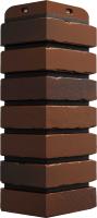 Угол для фасадной панели Docke Klinker (калахари) -