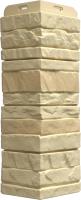 Угол для фасадной панели Docke Stein (янтарный) -