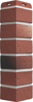 Угол для фасадной панели Docke Berg (рубиновый) -