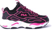 Кроссовки Fila Ray Tracer Neon 35I9RPVU5X / 5RM01027-020 (р-р 8, черный/розовый/белый) -