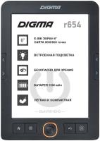 Электронная книга Digma R654 (черный) -
