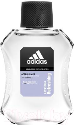 Лосьон после бритья Adidas Skin Protection Refreshing Lotion After Shave освежающий (100мл)