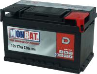Автомобильный аккумулятор Monbat A78B3W0_1 (77 А/ч) -