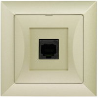 Розетка TIMEX Opal OPBE-GTP12 (бежевый) -