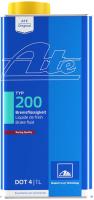 Тормозная жидкость ATE DOT 4 Typ 200 / 03.9901-6212.2 (1л) -