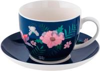 Чашка с блюдцем Home and You 54836-MIX-FIL -