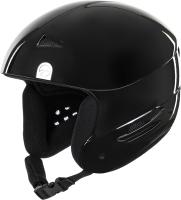 Шлем горнолыжный Glissade 6B2WR3KFD8 / 6A24-99 (XL, черный) -