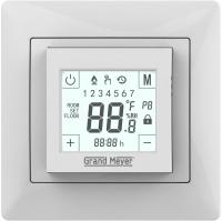 Терморегулятор для теплого пола Grand Meyer Mondial W225 (белый) -