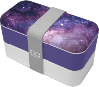 Набор ланч-боксов Monbento MB Original / 1200 42 132 (Milky Way) -