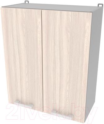 Шкаф навесной для кухни Интерлиния Компо ВШ60-720-2дв