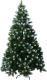Ель искусственная Merry Bear Моника с шишками и снегом / SYSA-0220319 (1.5м) -