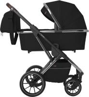 Детская универсальная коляска Carrello Aurora / CRL-6502/1 (Space Black) -