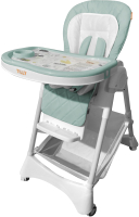 Стульчик для кормления Baby Tilly Tiny T-652/1 (Menthol) -