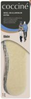 Стельки Coccine Aluminium Extra шерсть (р.37) -