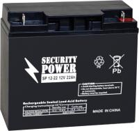 Батарея для ИБП Security Power SP 12-22 (12V/22Ah) -