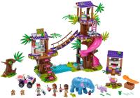 Конструктор Lego Friends Джунгли: Штаб спасателей / 41424 -