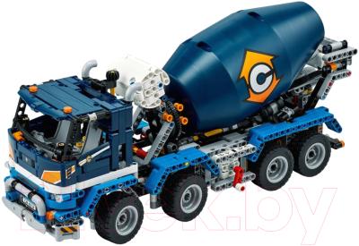 Конструктор Lego Technic Бетономешалка / 42112
