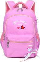 Школьный рюкзак Sun Eight SE-8255 (фиолетовый/розовый) -