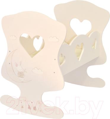 Аксессуар для куклы Paremo Кроватка-люлька Дрими Июнь / PDA220-03