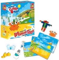Настольная игра Vladi Toys Простые игры с липучками / VT1302-15 -