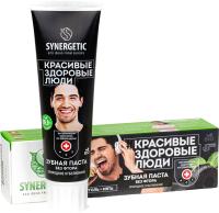 Зубная паста Synergetic Природное отбеливание (100г) -