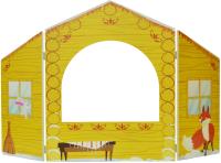 Аксессуар для кукольного домика Paremo Зайчья избушка / PE720-219Zi -