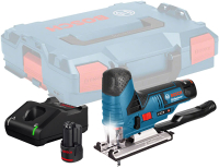 Профессиональный электролобзик Bosch GST 10.8 V-Li (0.601.5A1.005) -