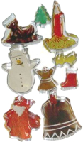 Набор для выпечки Fackelmann Рождество 43022 -